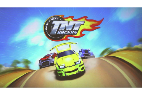 TNT Racers Soundtrack - Intro music - YouTube