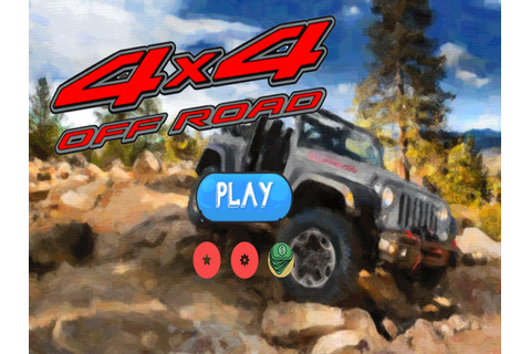 App Shopper: 4x4 Off Road Racing ™ (Games)