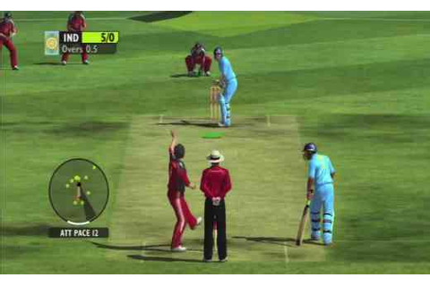 Download Ashes Cricket 2009 Game For PC Full Version