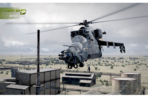 Take On Helicopters: Hinds - Download Free Full Games ...