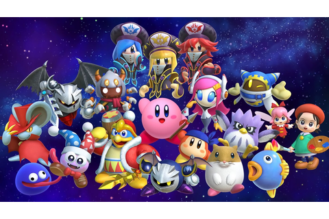 Kirby Star Allies Has Been Updated To Version 4.0.0 ...