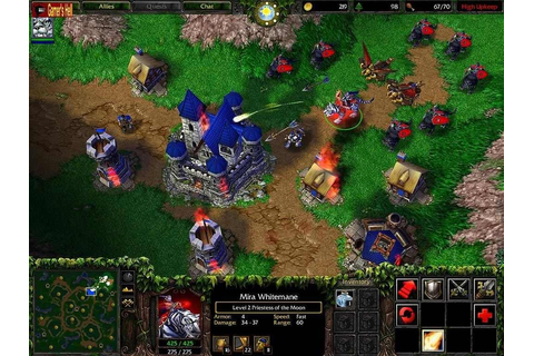 Warcraft 3 Reign of Chaos Download Free Full Game | Speed-New