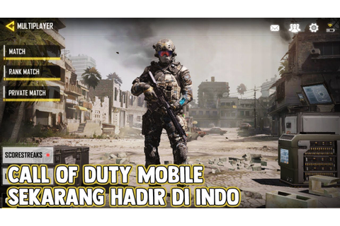 Buruan, Call of Duty Mobile dari Tencent Games + Link ...