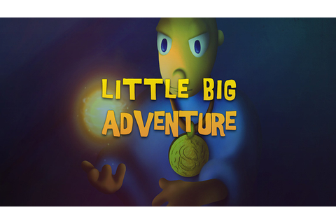 Little Big Adventure - Download - Free GoG PC Games
