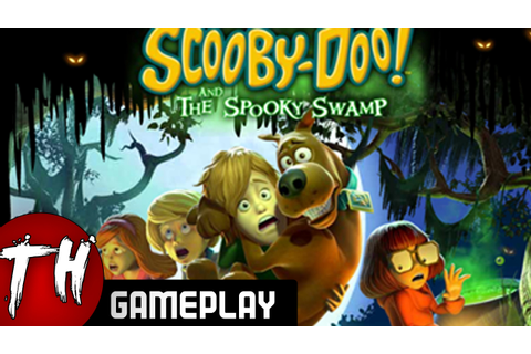 Gameplay Scooby Doo! and the Spooky Swamp - PC