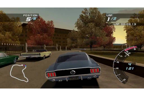 Ford Racing 3 - Gameplay HD - YouTube