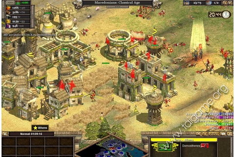 Rise of Nations: Thrones and Patriots - Tai game ...