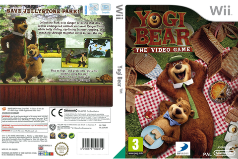 SG8PAF - Yogi Bear: The Video Game