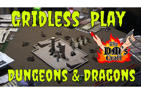 Gridless D&D game play with DM Scotty (Episode 1) - YouTube