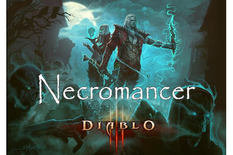 Diablo III: Rise of the Necromancer PC Full Version ...