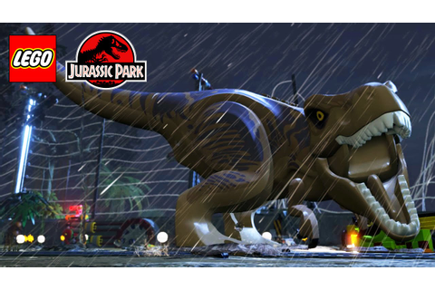 LEGO Jurassic Park All Cutscenes (Game Movie) HD - YouTube