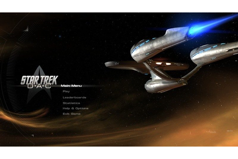 Star Trek: D·A·C (2009) by Naked Sky Entertainment Windows ...