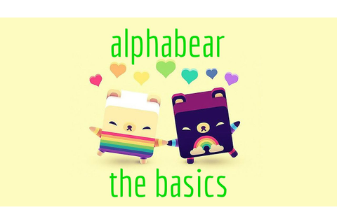Alphabear - The Basics [Mobile Game] - YouTube