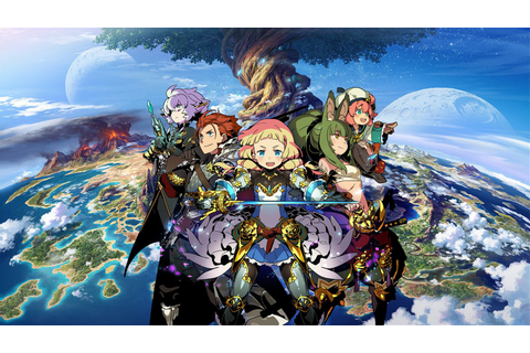 Etrian Odyssey V: Beyond the Myth (3DS) Review ...