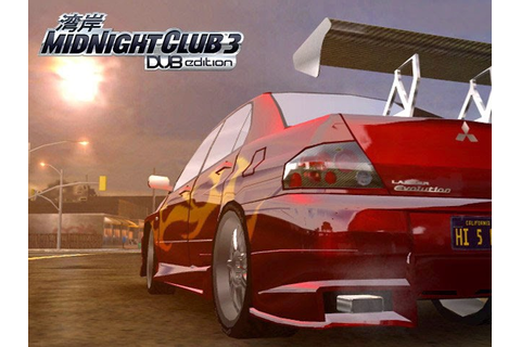Midnight Club 3 Dub Edition Free Download Game - Free ...