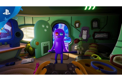 Trover Saves the Universe - PAX Gameplay Trailer | PS4, PS ...