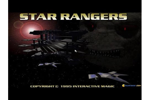 Star Rangers - 1995 PC Game, introduction and gameplay ...