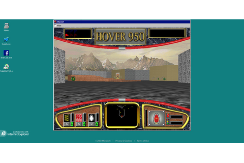 Microsoft brings classic 'Hover!' Windows 95 game to the ...