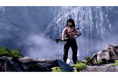 Rambo The Video Game Gameplay - YouTube