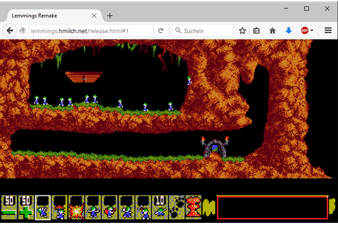 Lemmings.js