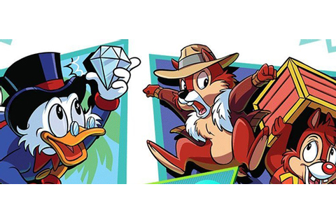 New Games: THE DISNEY AFTERNOON COLLECTION (PC, PS4, Xbox ...