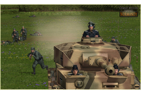 Combat Mission: Battle for Normandy Screenshots - Video ...
