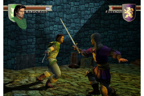Play The Legend Of Robinhood Game Here - A Sword fighting ...