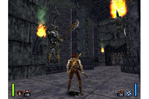 Classic fantasy shooters/hack n slash/action adventures ...