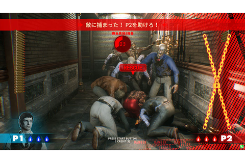 New House of the Dead is coming to arcades | SEGA Nerds