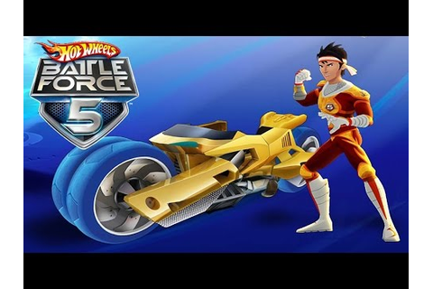 #9 Hot Wheels Battle Force 5 - Video Game - Gameplay ...