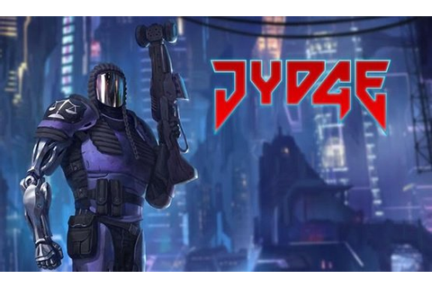 Twin-Stick Shooter JYDGE Release Date Set For Early October