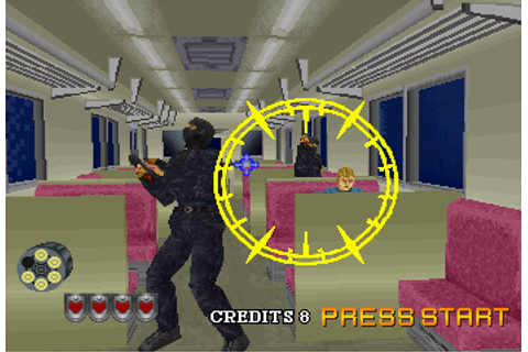 VIRTUA COP 2 Free Full Version Games Download For PC
