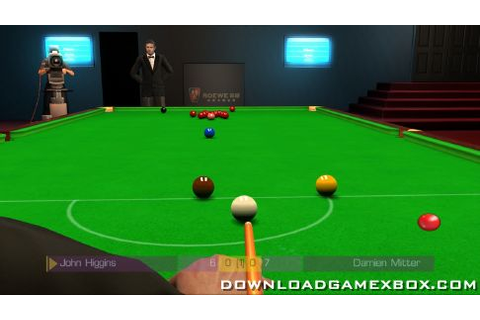 WSC Real 09 World Snooker Championship [PAL][ISO ...