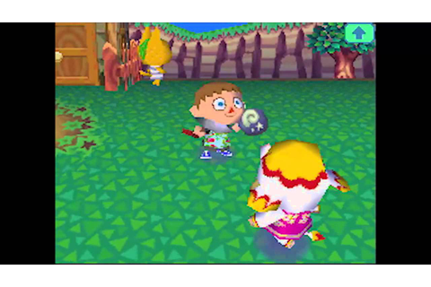 Animal Crossing: Wild World Wii U Virtual Console trailer ...