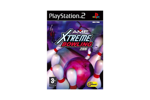AMF Xtreme Bowling 2006 – PlayStation 2