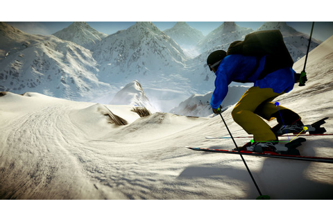 Skiing video games