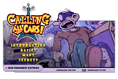 Calling All Cars! - ps3 - Walkthrough and Guide - Page 1 ...