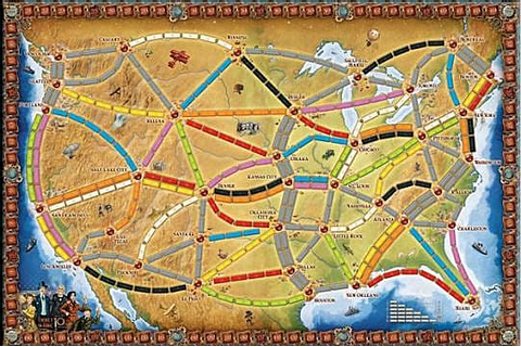 Ticket To Ride Board Game Turns 10! | Ticket to Ride