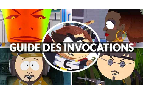 Guide South Park L'annale du Destin comment obtenir toutes ...