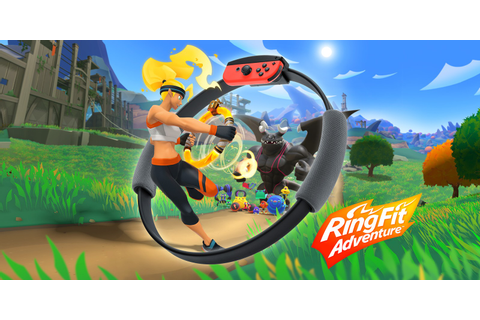 Ring Fit Adventure | Nintendo Switch | Games | Nintendo