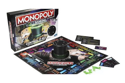 New Monopoly game in 2019 goes cashless with voice ...