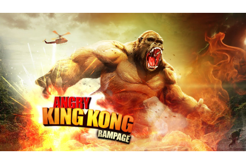 Angry Gorilla Rampage : Game Play trailer by Engine Oil ...