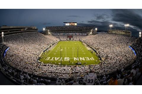 Penn State Announces Sell-Out for October 26th Game vs ...