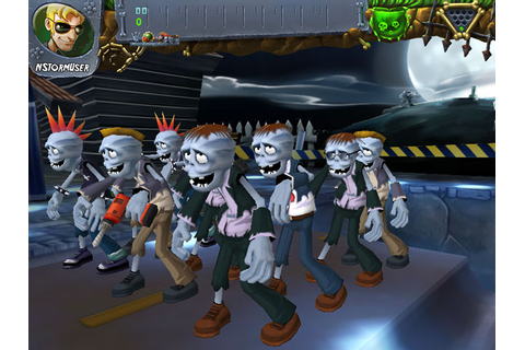 Zombie Bowl-O-Rama > iPad, iPhone, Android, Mac & PC Game ...