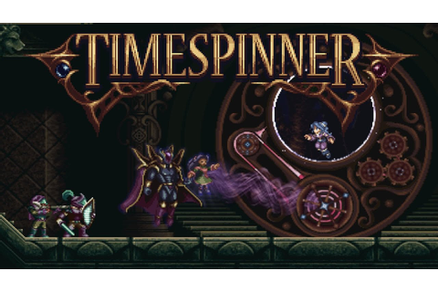 Timespinner - First 45 Minutes of Gameplay (PC) - YouTube