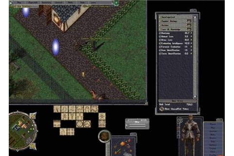 Ultima Online: Lord Blackthorn's Revenge - описание игры ...