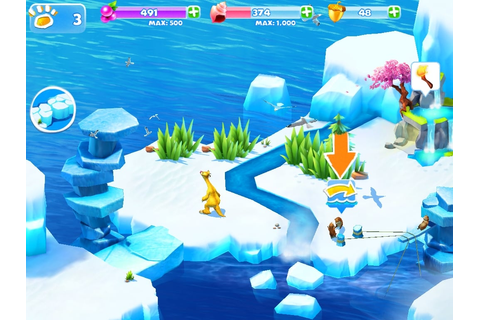 Ice Age Adventures for iPhone - Download