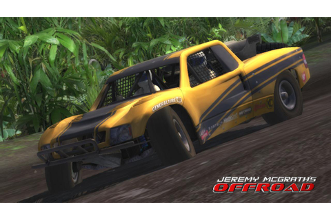 Jeremy McGrath's Offroad Racing Gameplay Trailer And ...