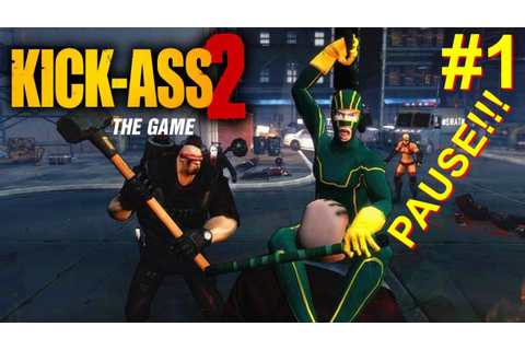 Kick-Ass 2 PS3 Gameplay (Worst SuperHero Game EVER!) - YouTube