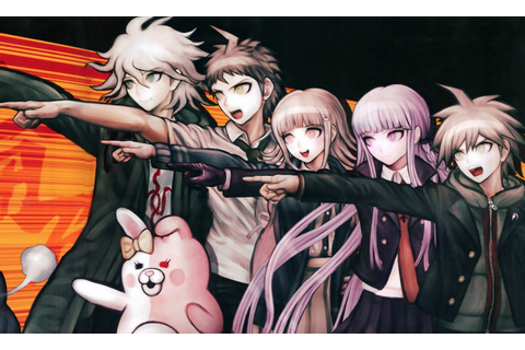 Danganronpa 1.2 Reload Review - Gaming Respawn